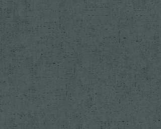 Livingwalls Wallpaper «Uni, Black» 379048