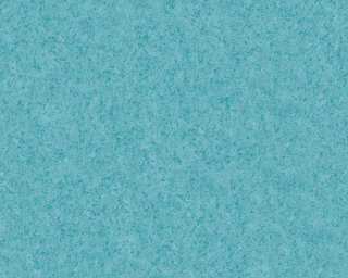 Livingwalls Tapete «Uni, Blau, Grün» 379133