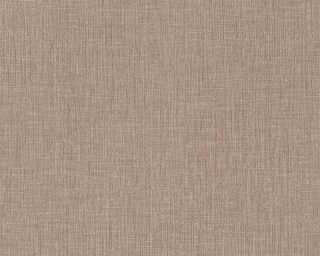 Daniel Hechter Wallpaper «Uni, Beige, Brown» 379526