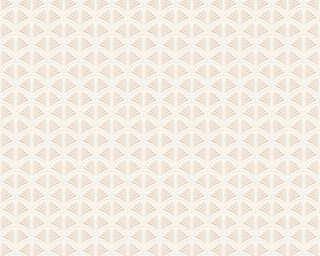 A.S. Création флизелин «Графика, Белые, Металлик» 379571