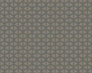 A.S. Création флизелин «Графика, Металлик, Черные» 379573