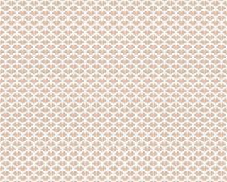 A.S. Création флизелин «Графика, Белые, Металлик» 379581