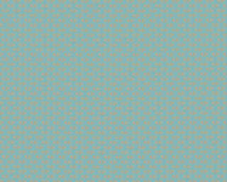 A.S. Création флизелин «Графика, Зеленые, Металлик, Синие» 379584