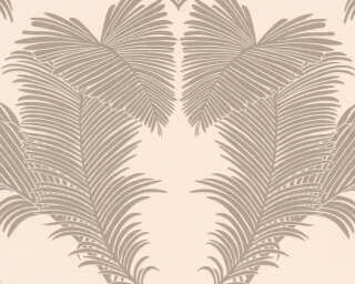 A.S. Création Vliestapete «Floral, Creme, Metallics, Rosa» 379591