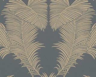 A.S. Création Vliestapete «Floral, Metallics, Schwarz» 379593