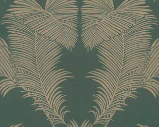 A.S. Création Vliestapete «Floral, Grün, Metallics» 379595