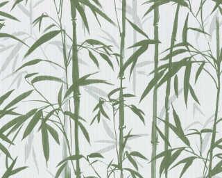 MICHALSKY LIVING флизелин «Джунгли, Зеленые, Кремовые» 379893