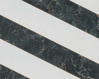 MICHALSKY LIVING papier peint intissé «Marbre, beige, métallique, noir» 379923