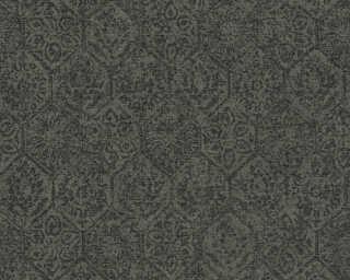 A.S. Création флизелин «Барокко, Серыe, Черные» 380223