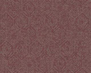 A.S. Création флизелин «Барокко, Красные, Металлик» 380224