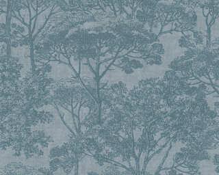 A.S. Création Tapete «Grafik, Blau» 380232