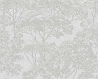 A.S. Création Tapete «Grafik, Beige, Creme» 380234