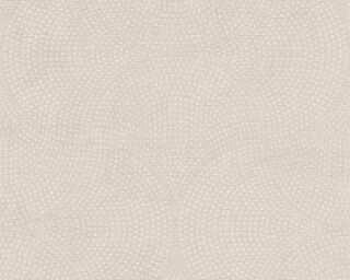 A.S. Création Tapete «Grafik, Beige, Creme, Metallics» 380272
