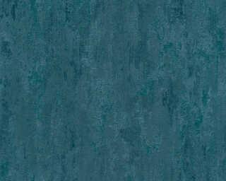 A.S. Création Tapete «Uni, Blau, Metallics» 380445