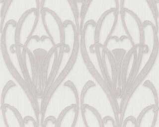Livingwalls флизелин «Барокко, Белые, Металлик, Серыe» 380914