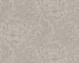 Livingwalls флизелин «Флора, Бежевые, Коричневыe» 380923