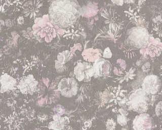 Livingwalls флизелин «Барокко, Флора, Бежевые, Кремовые, Розовые» 380954