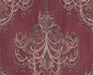 Livingwalls флизелин «Барокко, Красные, Розовые» 380963