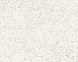 A.S. Création флизелин «Флора, Белые, Кремовые» 381001