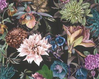 A.S. Création флизелин «Флора, Разноцветные» 381757