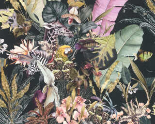 A.S. Création флизелин «Флора, Разноцветные» 381761
