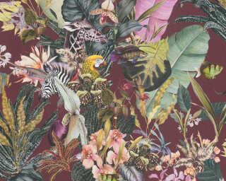 A.S. Création флизелин «Флора, Разноцветные» 381765