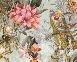 A.S. Création флизелин «Флора, Разноцветные» 381771