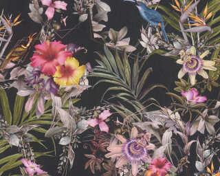 A.S. Création флизелин «Графика, Флора, Разноцветные» 381781