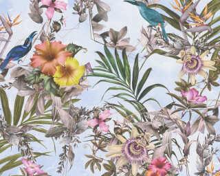 A.S. Création флизелин «Графика, Флора, Разноцветные» 381784