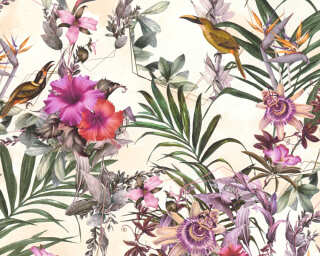 A.S. Création флизелин «Графика, Флора, Разноцветные» 381786