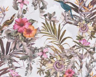 A.S. Création флизелин «Графика, Флора, Разноцветные» 381787