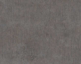 Livingwalls non-woven wallpaper «Uni, Black, Grey, Metallic» 381995