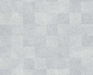 Livingwalls Vliestapete «Fliesen, Grau» 382001