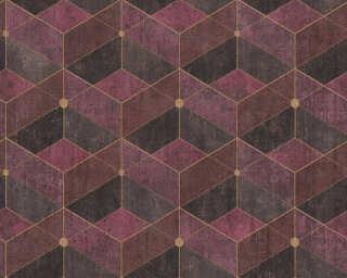 Livingwalls флизелин «Под плитку, Красные» 382025