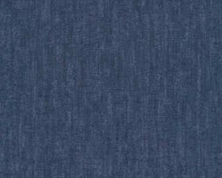 Livingwalls non-woven wallpaper «Uni, Blue» 382051