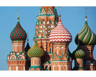 Architects Paper Fototapete «Moscow» 470047