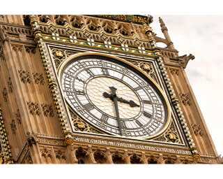 Photo wallpaper «Big Ben» 470287