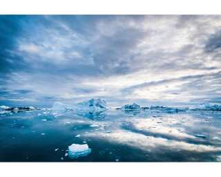Photo wallpaper «Iceberg» 470310