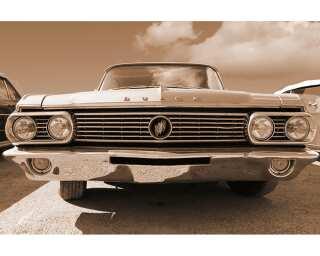 Fototapete «Buick» 470349