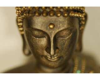 Fototapete «Buddha in Portrait» 470372