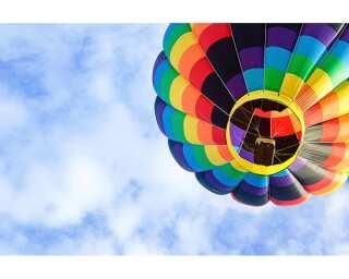 Livingwalls Fototapete «To Ballon» 470381
