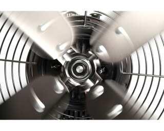Fototapete «Silver Fan» 470466