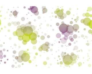 Fototapete «Bubbles» 470540