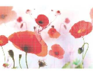 Fototapete «Pixelflowers 2» 470548