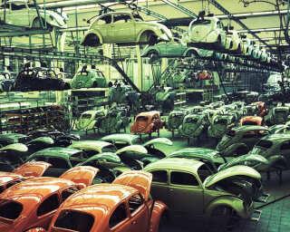 Volkswagen Fototapete 470574