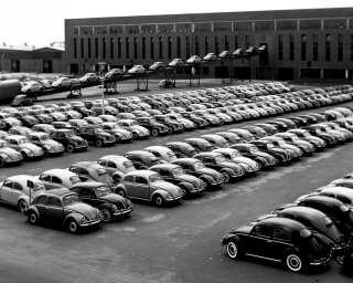 Volkswagen Fototapete 470576