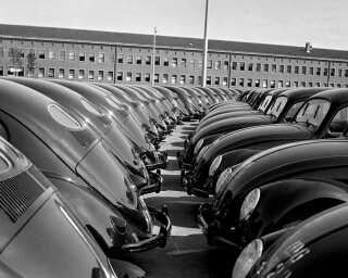 Volkswagen Fototapete 470577