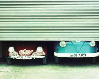 Volkswagen Fototapete 470580