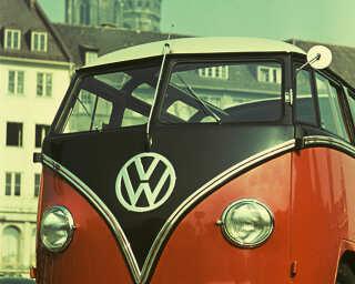 Volkswagen Fototapete 470581