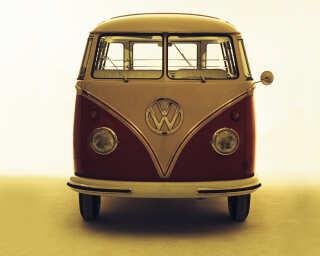 Volkswagen Fototapete 470582